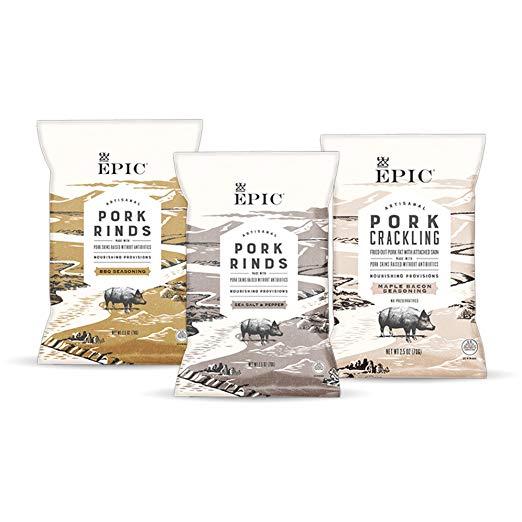 Epic Pork Rinds -