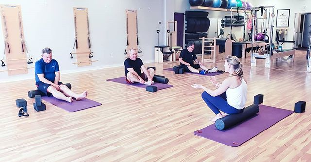 """""""Take care of your body. It's the only place you have to live."""" - Jim Rohn - Today's Group Classes: Gentle Yoga Flow - 12p Men's Yoga - 4:30p  #vervepilates #fitness #phoenix #medford #southernoregon #oregon #groupfitness #pilates #yoga #yogaflow #mensyoga"""