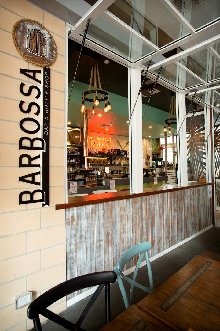 Project Details - Location :// Southbank : BrisbaneCategory:// Restaurant + BarRoles :// Design// Branding// Drafting + Documentation// Landlord Consultation// Building Certification// Project Management