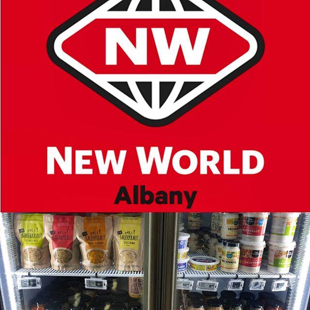 We are thrilled that zeLi! Is now available in our local New World in Albany.  #zeLi #sauerkraut #sauerkrautlikeneverbefor #albany #coatesville #coatesvillemarket #northshoreauckland #aucklandnorthshore  #newworldsupermarket #albanynewworld  #probiotics #raw #localbusiness