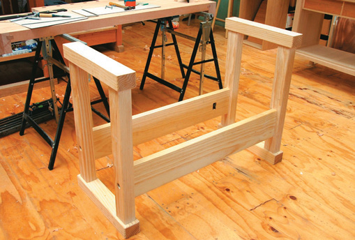 Bench height