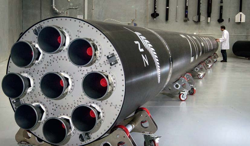 …the Electron rocket. It will have a 10.5 tonne launch weight.