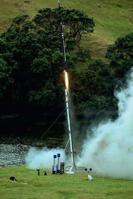 Atea 1 powered by LOX/RP1.