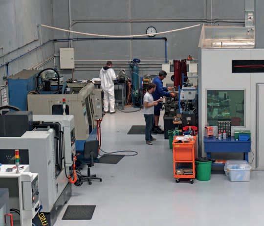 A space workshop Down Under.