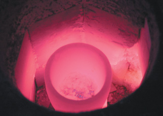 To furnace