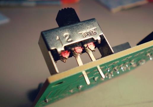 Switch modified