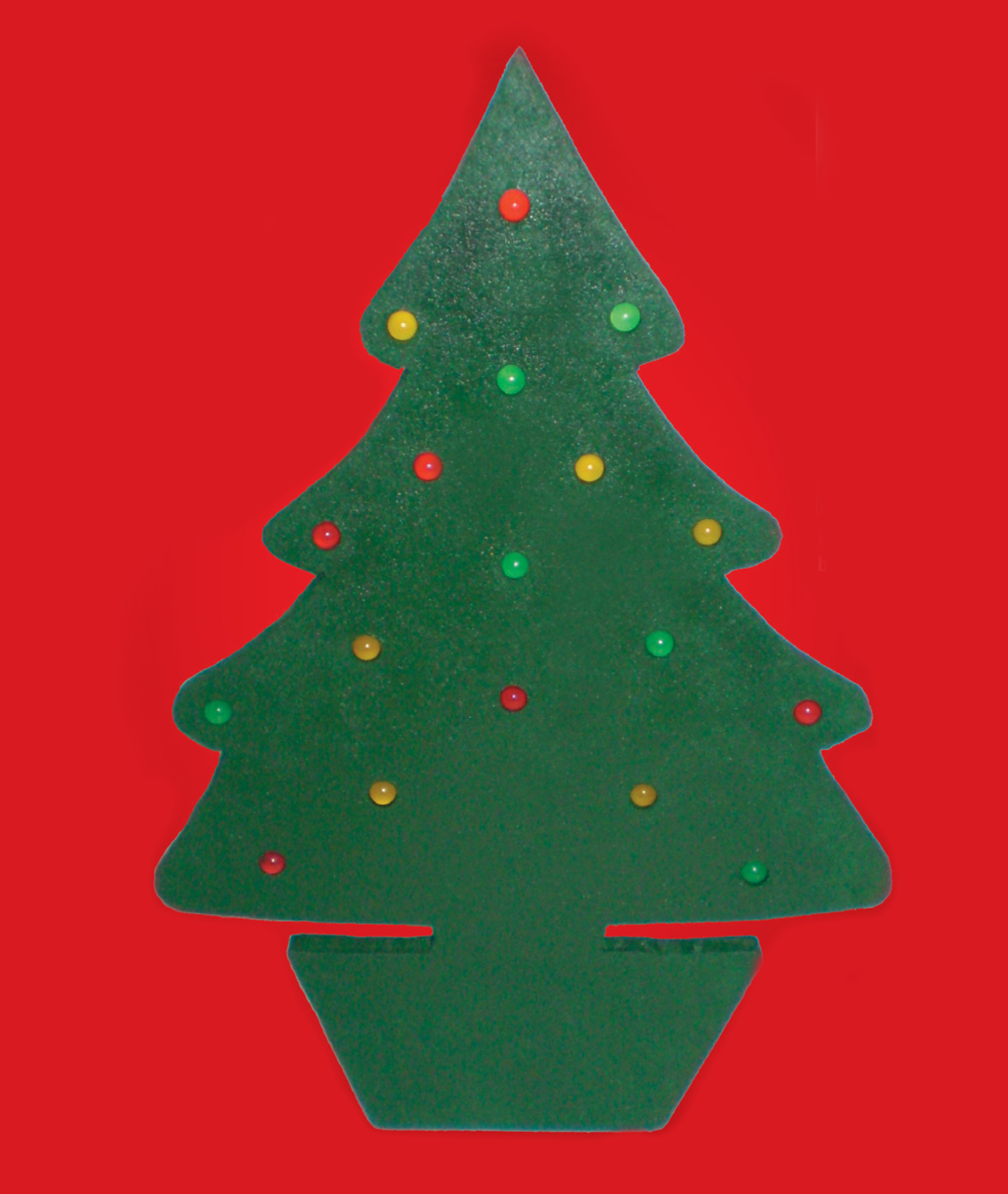 Lights, music, Christmas!