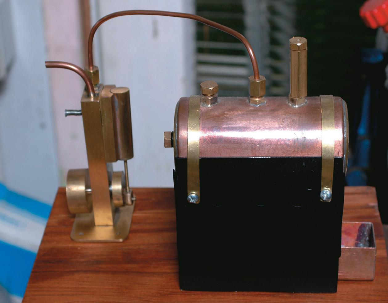 The boiler .