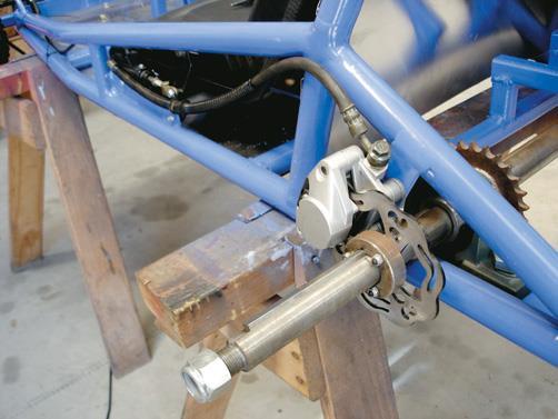 Disc brake.