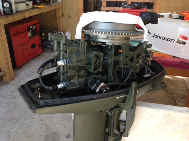 eBay abounds with parts for this motor