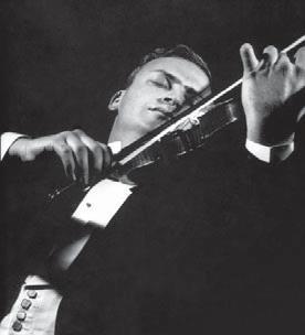 Yehudi Menuhin played Stradivari and Guarneri violins.
