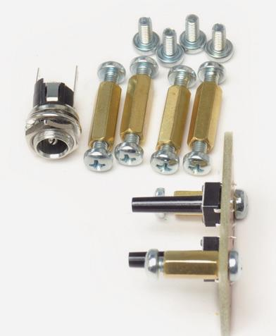 Button board parts –trial-tested...