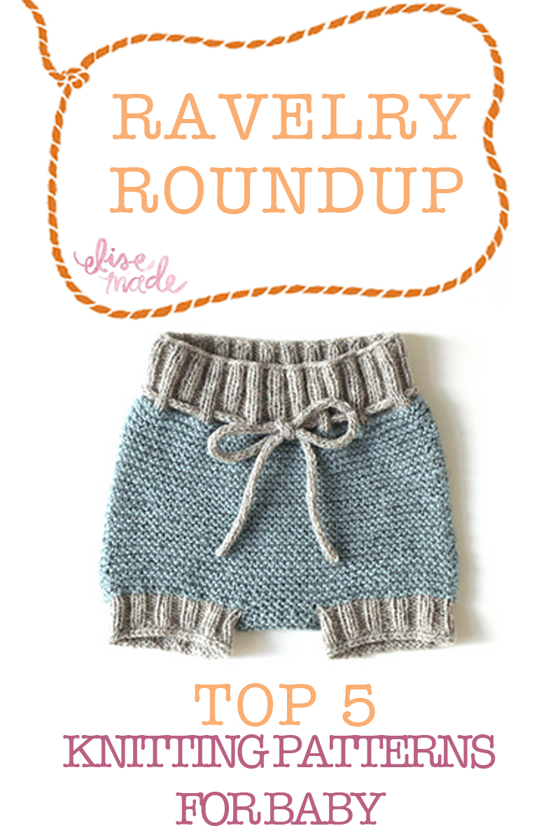 Best Knitting Projects for Babies