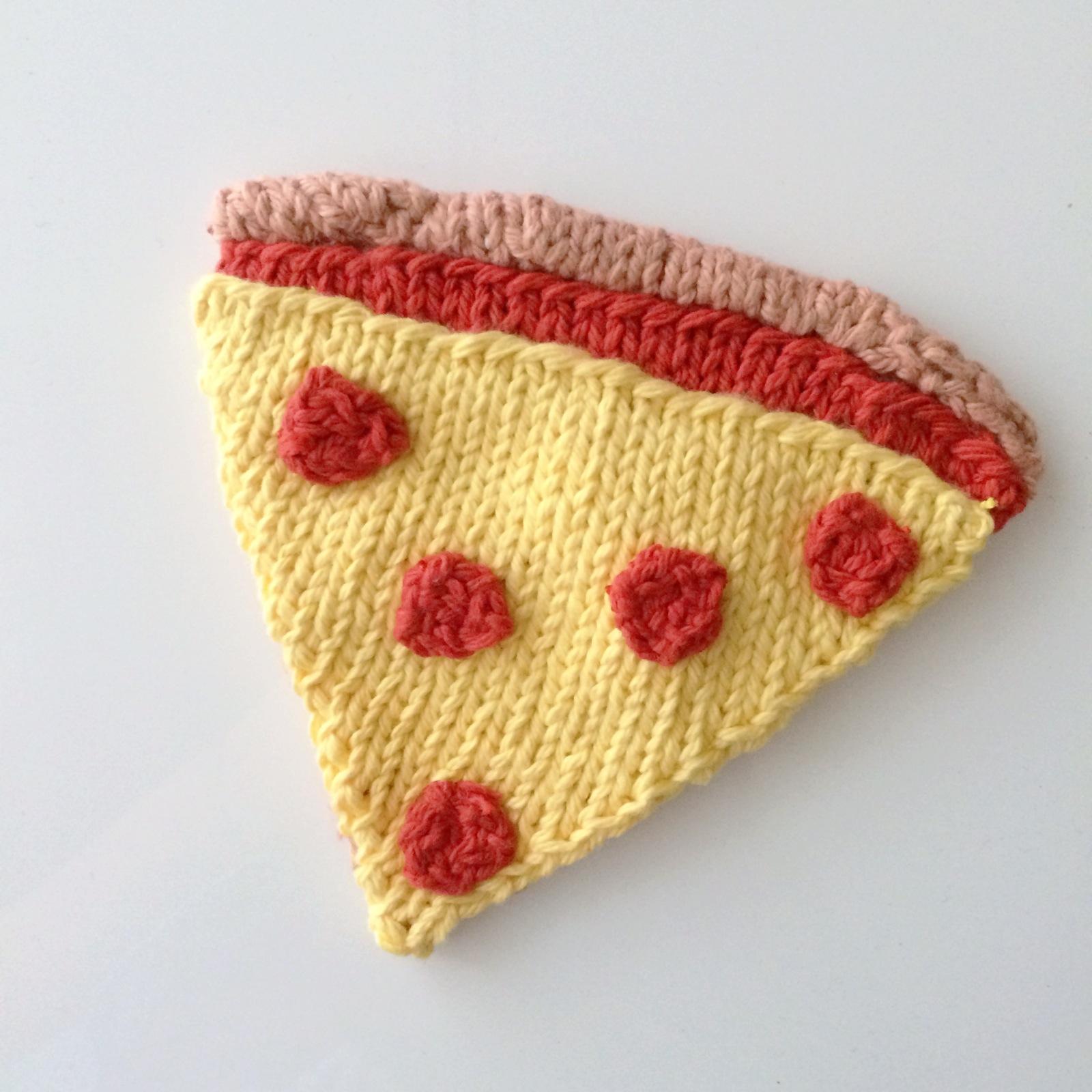 Knit Pizza
