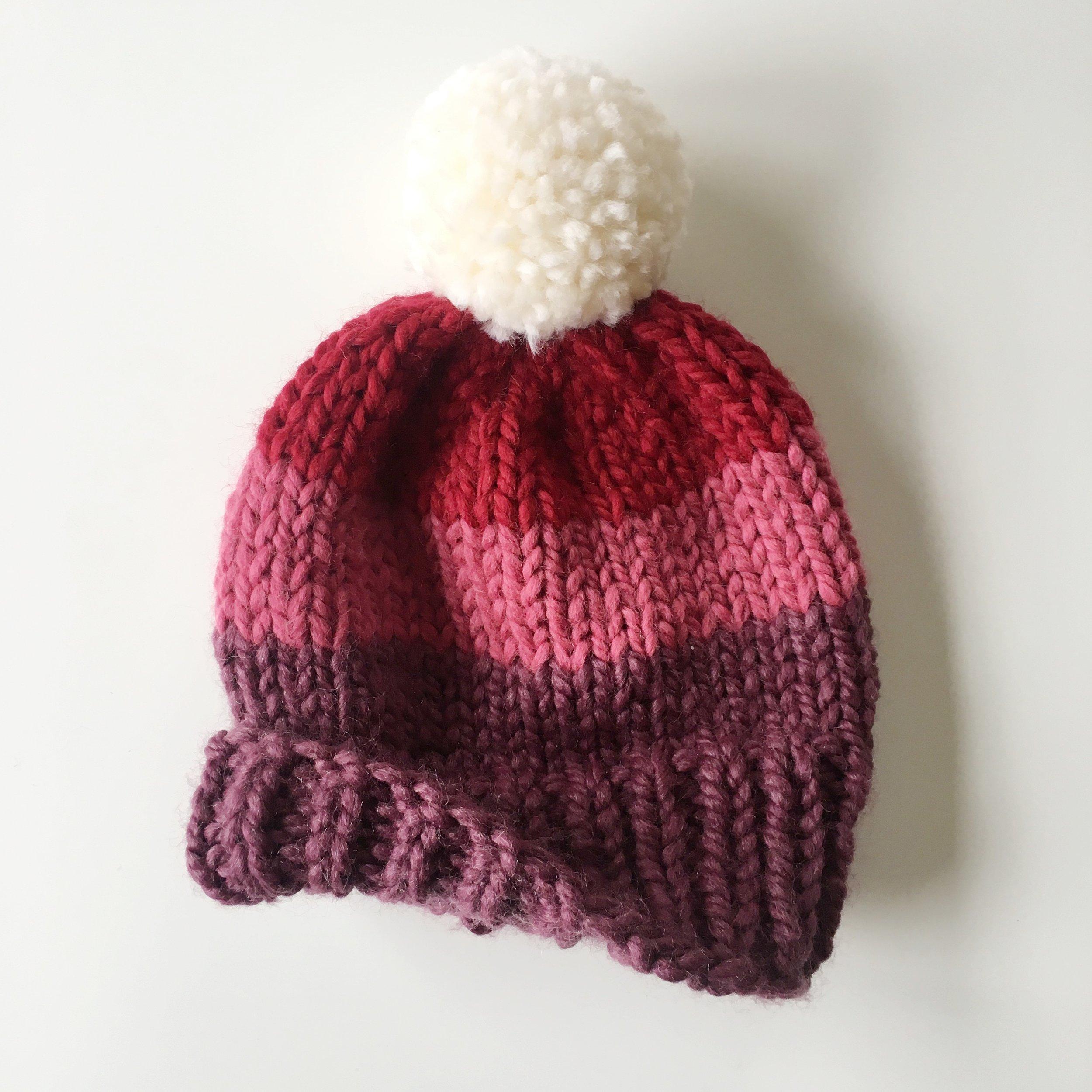 Baby Tri-Stripe Hat