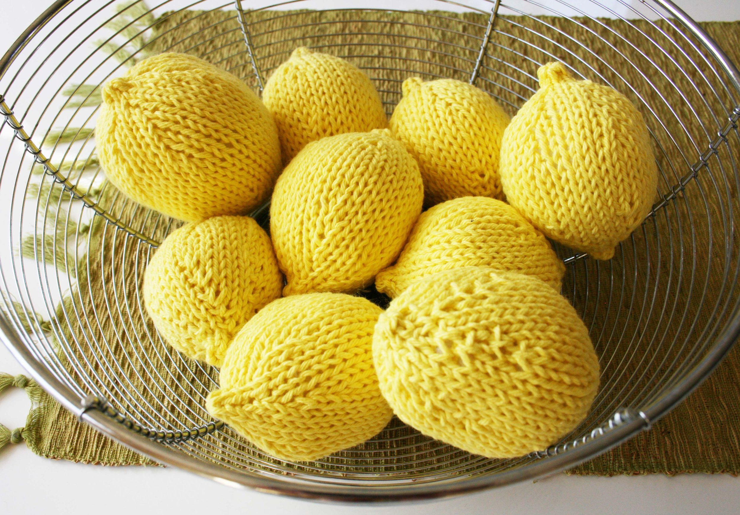Knit Lemons