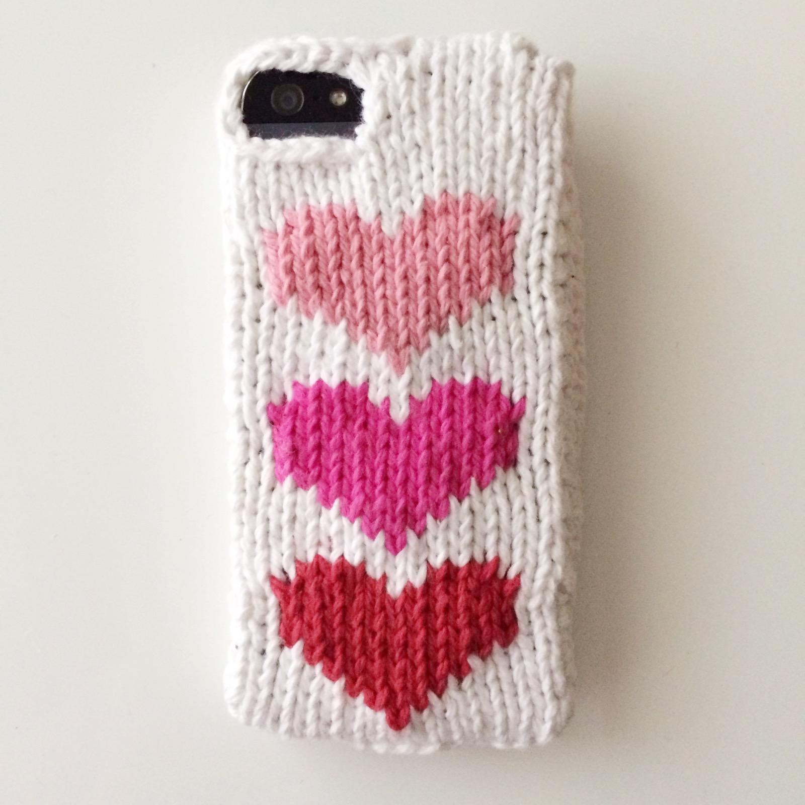 The Original Knit iPhone Sweater