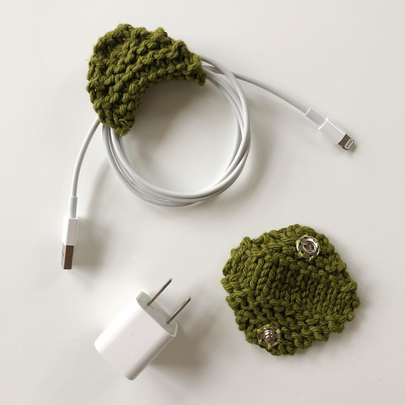 Knit Cord Keepers