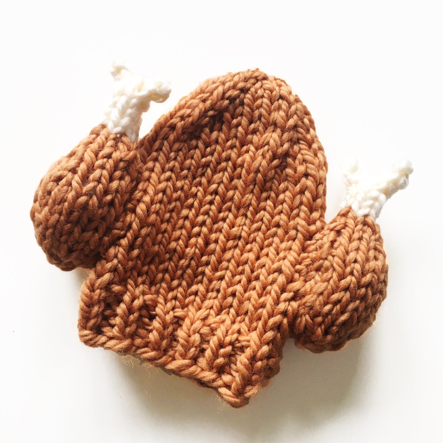 The Famous Turkey Leg Hat