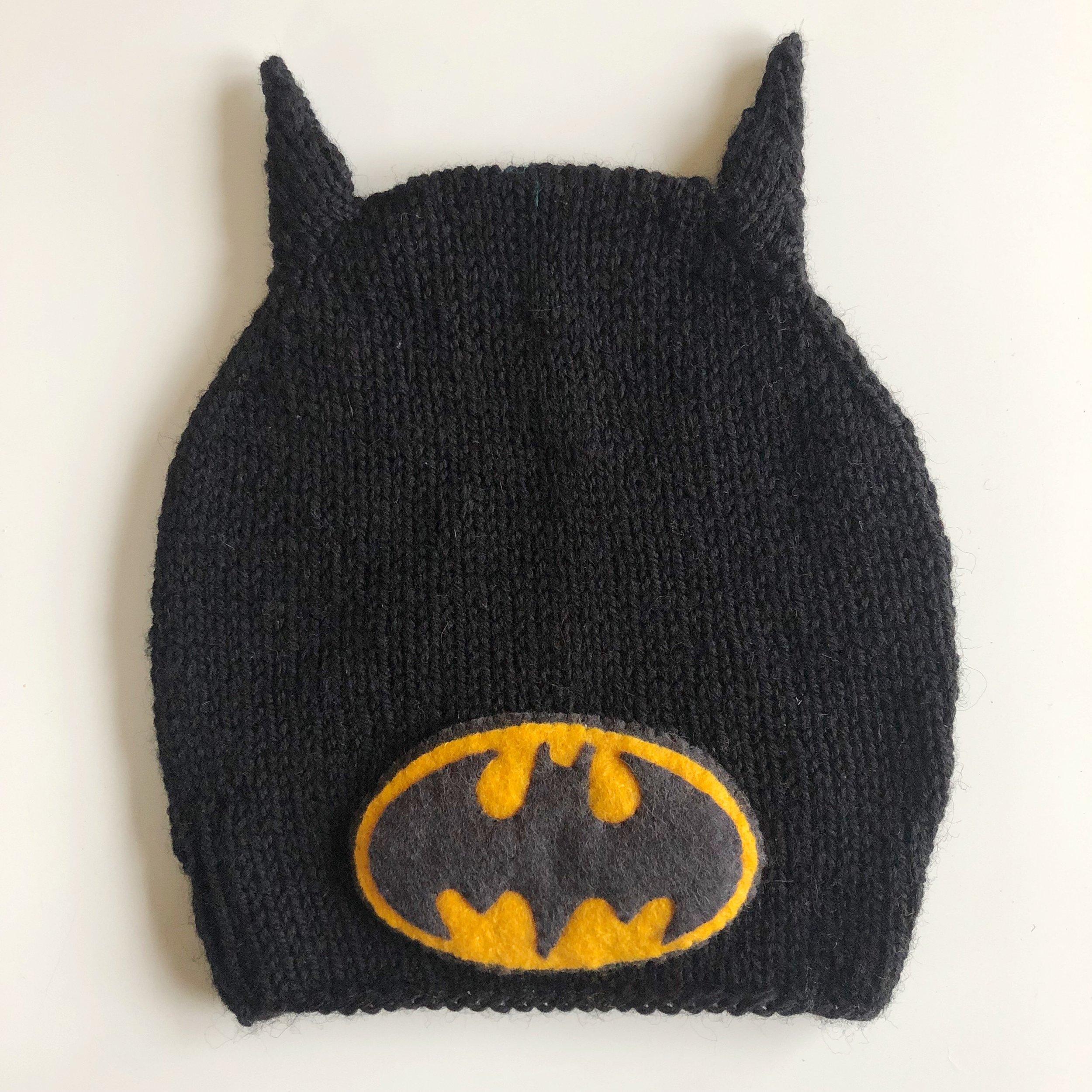 Custom Kid's Batman Hat