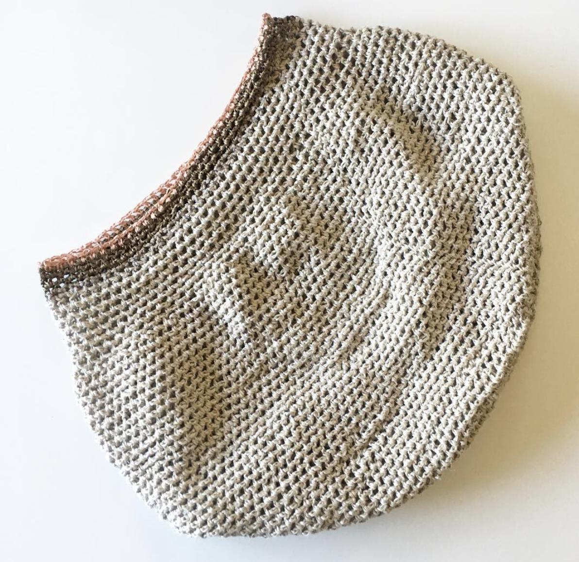 Custom Crochet Bag