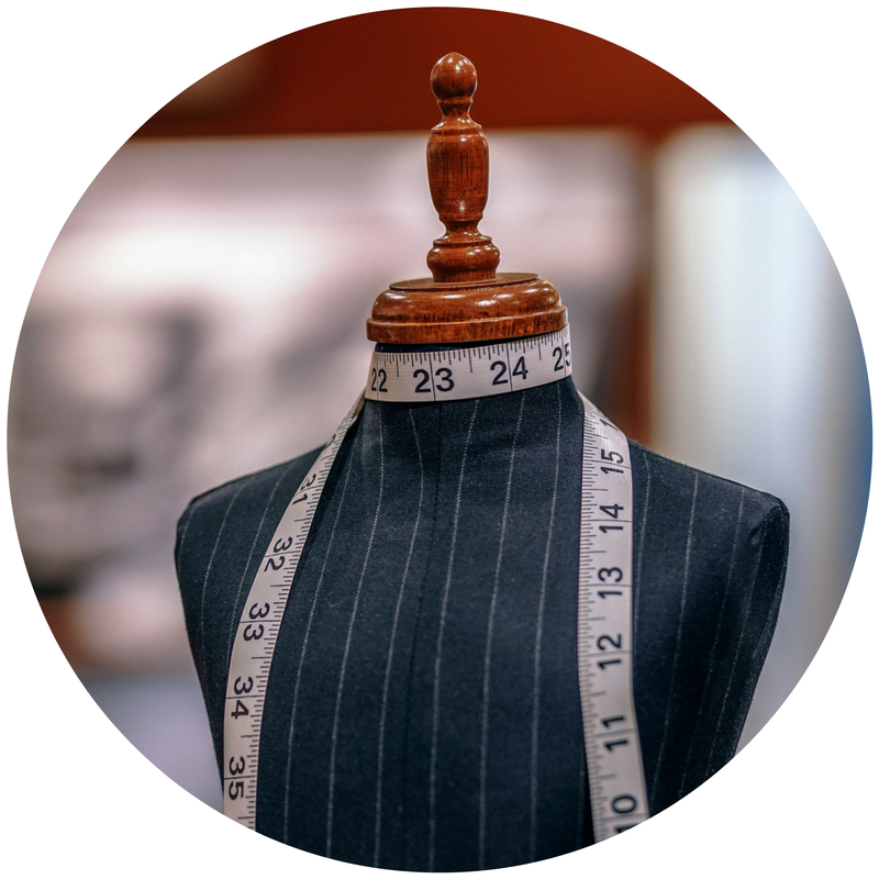 4. Find Clothes That Fit - Gain practical tips for how to tell what fits your body, and what doesn't.Learn a simple set of guidelines to know when it makes sense (and is affordable) to get something altered by a tailor, and when to walk away.