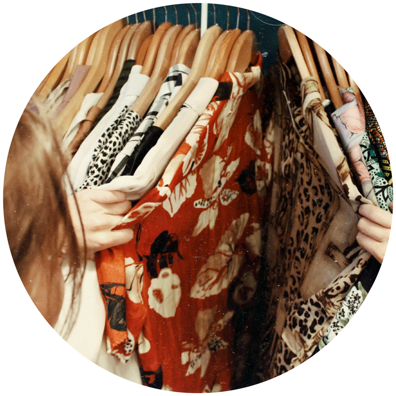7. Shop Like a Pro - Develop new habits to find pieces you love, prevent impulse buys, and focus your money where it will do the greatest good.Learn a few simple criteria to assess clothing quality, so the clothes you love will last.