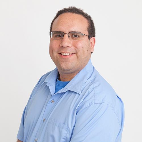 Gilbert Quinonez    Manager, Quality Control