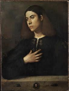 Portrait of a Young Man (The Broccardo Portrait)