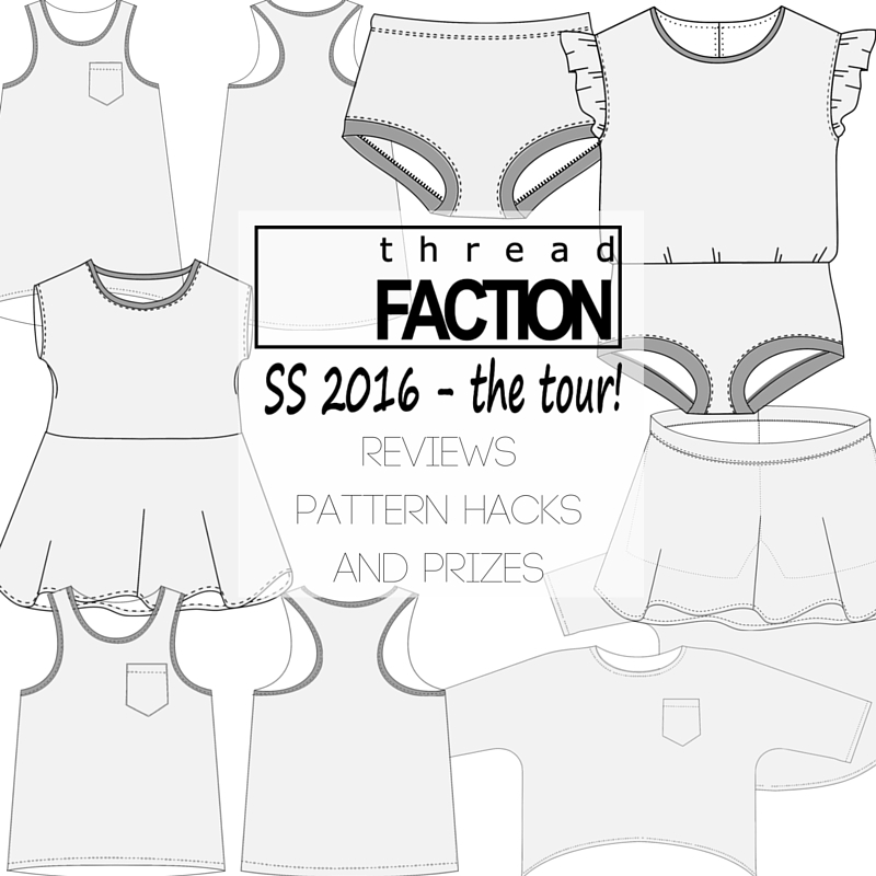 Thread Faction SS2016 Blog Tour