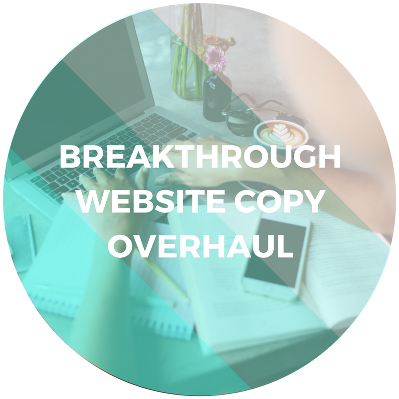 Breakthrough Website Overhaul
