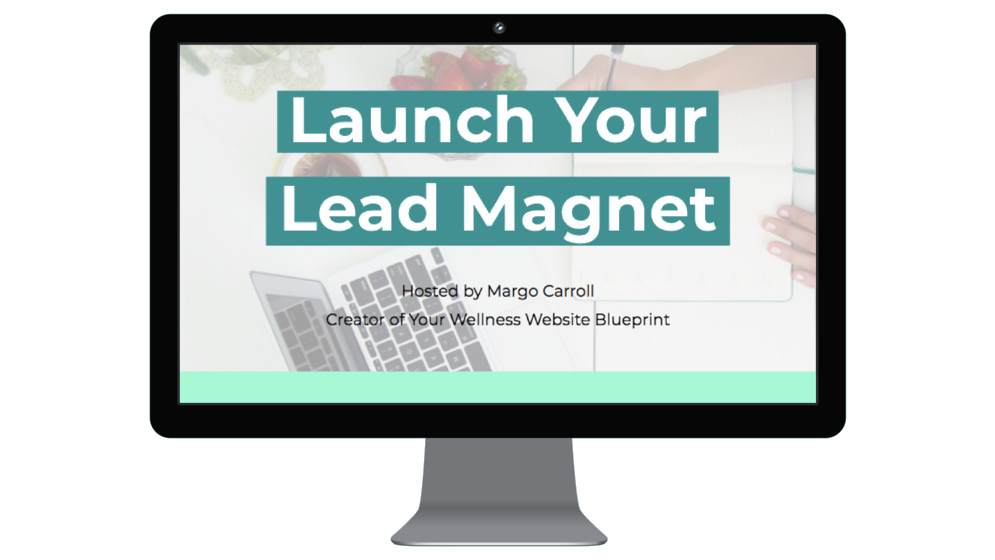 Launch Your Lead Magnet Kit Mockup