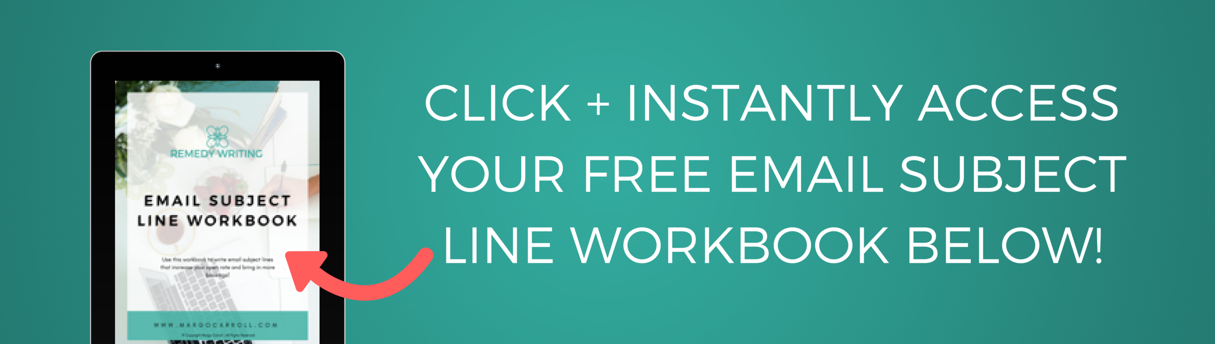 Email Subject Line Workbook