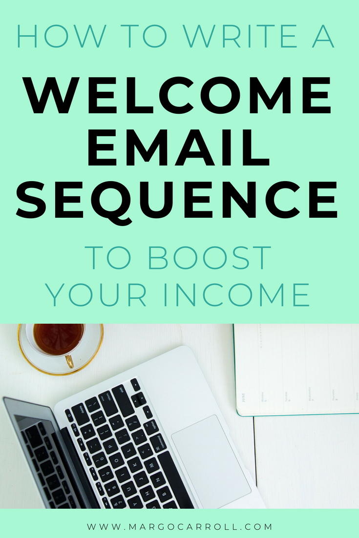 How to Write a Welcome Email Sequence That Boosts Your Income This Month