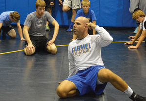 Ed Pendoski - Head Coach and PresidentContact: ed.pendoski@carmelusawrestling.orgCareer Highlights:IHSWCA HALL OF FAME CoachCarmel High School Head Wrestling Coach 2012-Present2x Hamilton County Champions, 2x Sectional Champions, 2x Regional Champions, coached 7 IHSAA State Qualifiers, coached 3 IHSAA State Medalists, coached numerous athletes that have gone on to compete at the collegiate level.Carmel USA Wrestling Club President and Coach 2012-PresentSupplemented the training of numerous youth and middle school and high school aged state/national champions and placewinners, 11 High School State Medalists, 16 High School State Qualifiers, coached numerous athletes that have gone on to compete at the collegiate level.Owner and Head Coach of Central Indiana Academy of Wrestling (CIA) 2005-2012Trained and produced numerous youth and middle school and high school aged state/national champions and placewinnersPortage High School Coach 1994-2005Overall record of 327-27, 11 Sectional titles; 10 Regional titles, nine Semi-State titles, Seven Team State Final Four appearances, Two Team State Runner-ups, 55 IHSAA State qualifiers, 42 State placers, Eight Individual State Champions, 14 Matches