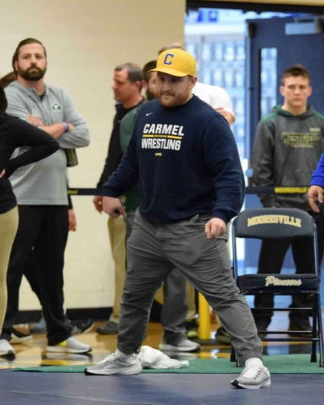 Nathan Warman - Assistant Coach & Head Strength CoachContact: nathan.warman@carmelusawrestling.orgPerry Meridian High School Graduate:142-22 Career Record3x Letter Winner2x Marion County Champ 2013 & 2014Conference of Indiana Champ 20142x Sectional Champ 2013 & 2014Regional Champ 20142x Semi-State Qualifier 2013 & 2014IHSAA State Qualifier 2014Franklin College Graduate with a degree in Exercise Science 2018:4x Letter Winner Franklin College Football2017 Team Captain2017 Defensive Player of the Year2017 HCAC All-Conference