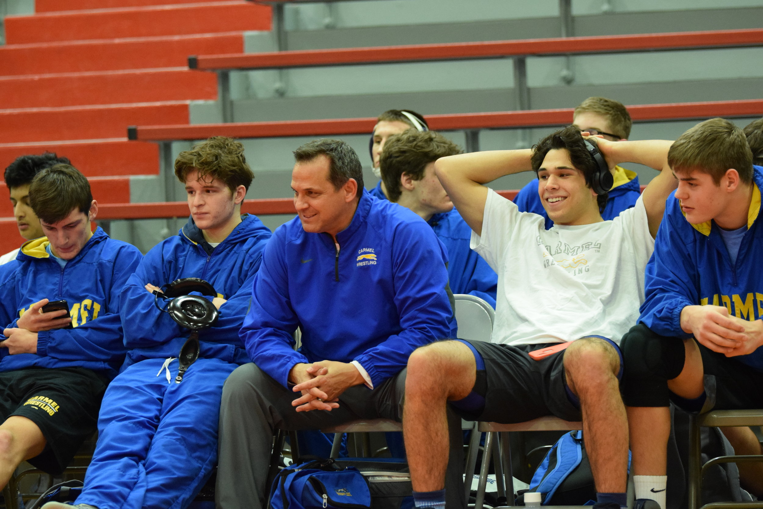 Jim Selvio - Assistant CoachContact: jim.selvio@carmelusawrestling.orgLogansport High School Grad 19854x Letter WinnerState Semi-finalist 1984Wabash College Grad 19894x Letter Winner Wabash WrestlingCareer Record: 76-23-2Team Captain 1988-1989Coaching:Mount Vernon Middle School Coach, 2001-2002Exit 5 Wrestling Club, 2002North Central High School and Panther Wrestling Club Coach, 2002-2006Greyhound Wrestling Club, 2006-2011Founder, Carmel USA Wrestling Club, 2011Carmel USA Wrestling Club, 2011-Present