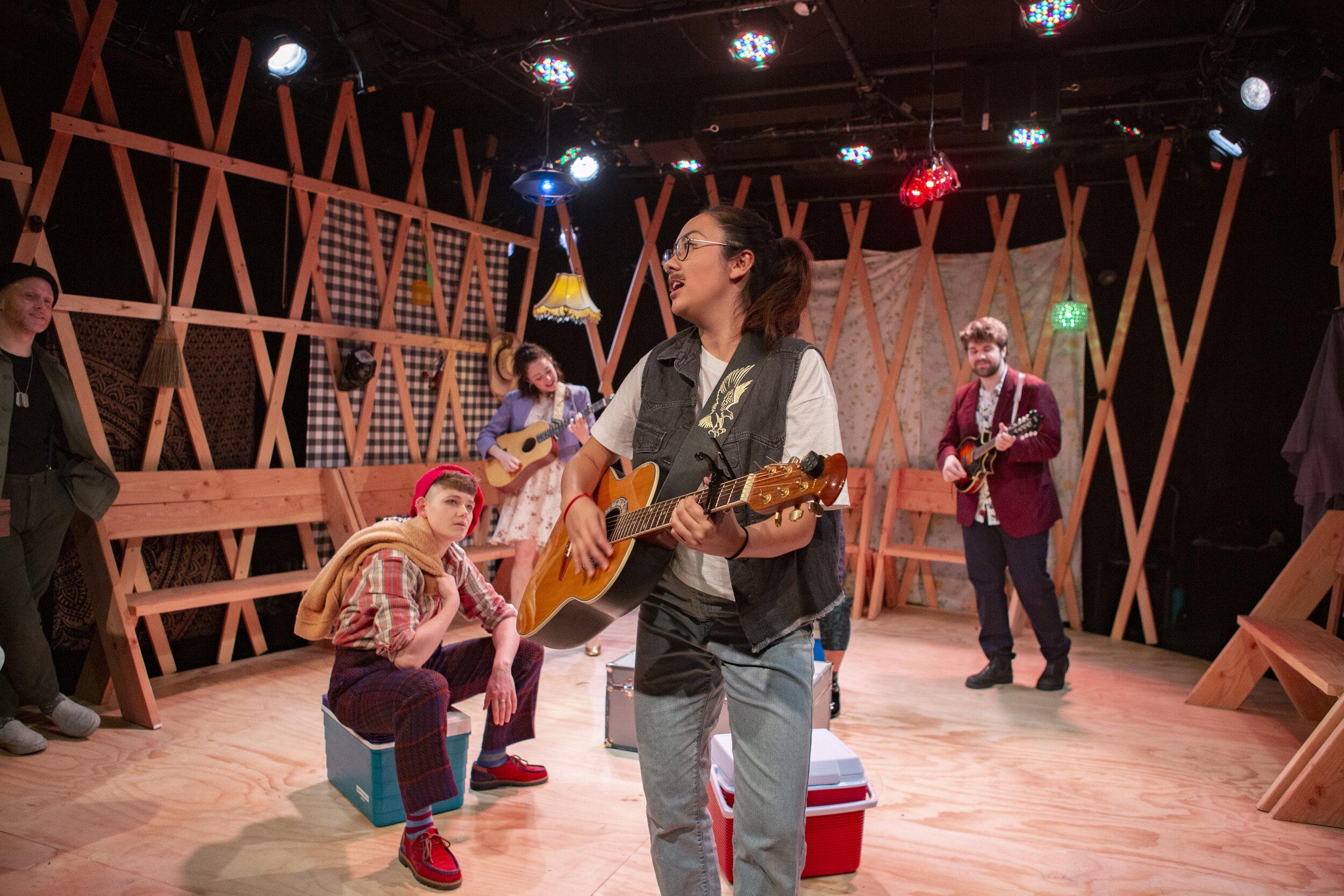 Hootenanny: Twelfth Night