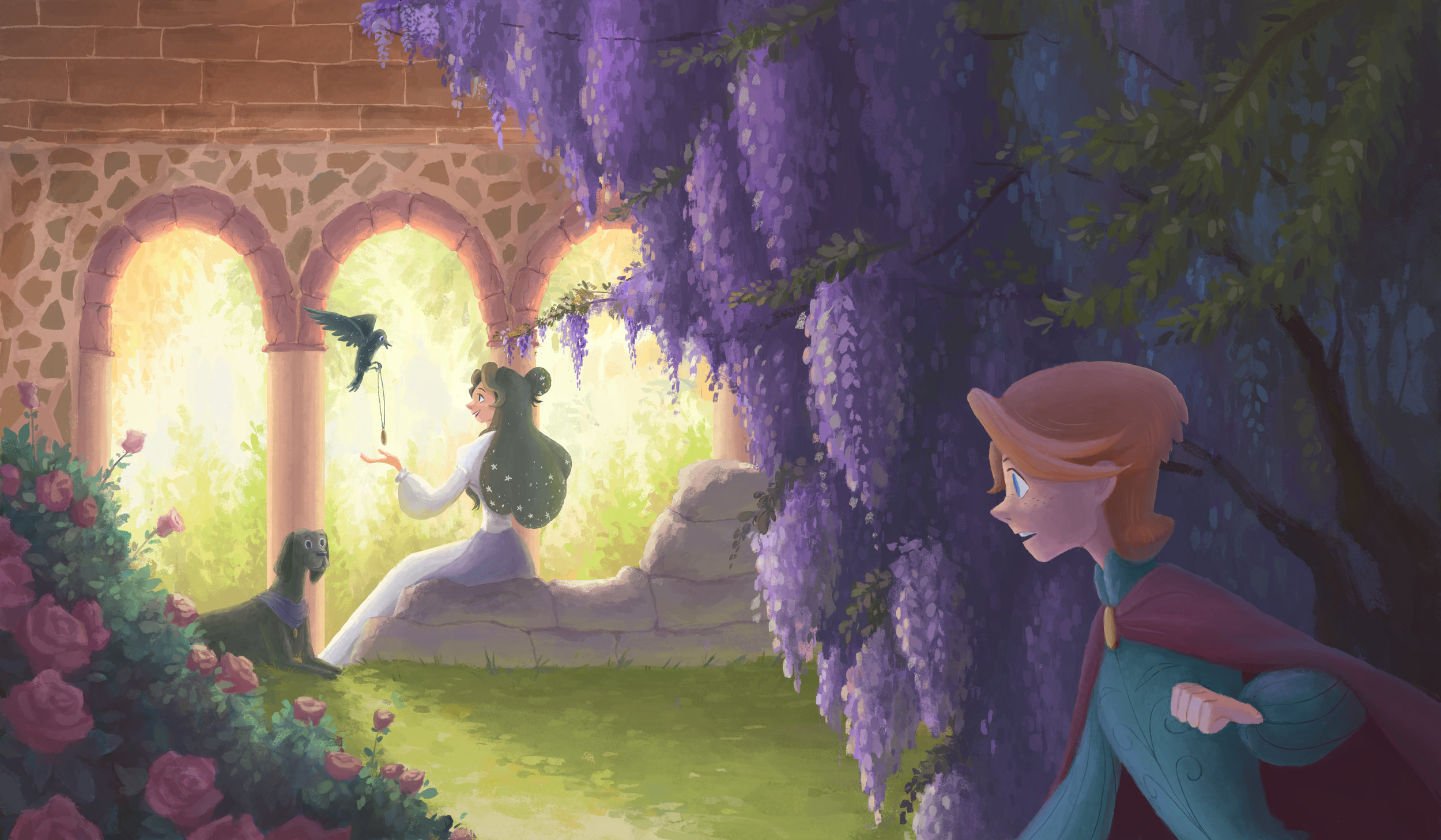 The Magic Flute - Visual Development
