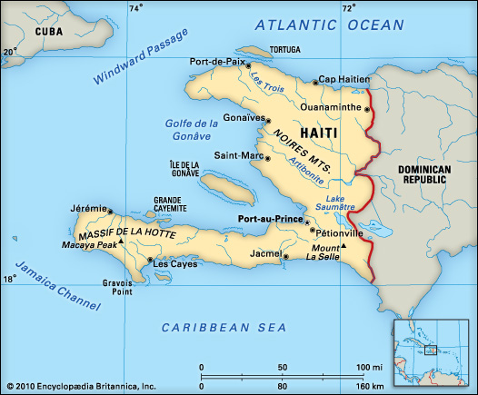 Haiti Mission Trip Oct 1-10