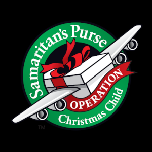 We will once again be a serving Relay Center for Operation Christmas Child for our local area to drop off their shoes boxes filled with various things for Children all over the World.  If you would like to make a shoe box for a Child, the boxes will be available under the Missions Canopy. Boxes are due back at the church November 20th in order to be prepared to be shipped out all across the world.  Box Drop off times are  Monday, Nov. 13th - Saturday, Nov. 18th: 10:00 am - 3:00pm  Sunday, Nov. 19th: 10:00am-1:00pm  Monday, Nov. 20th: 9:00am-12:00pm  You can visit Samaritan's Purse at  www.samaritanspurse.org  for more for you to get involved more with Samaritan's Purse and Operation Christmas Child. They have more information, resources, videos and ways for you to also donate towards their ministry.