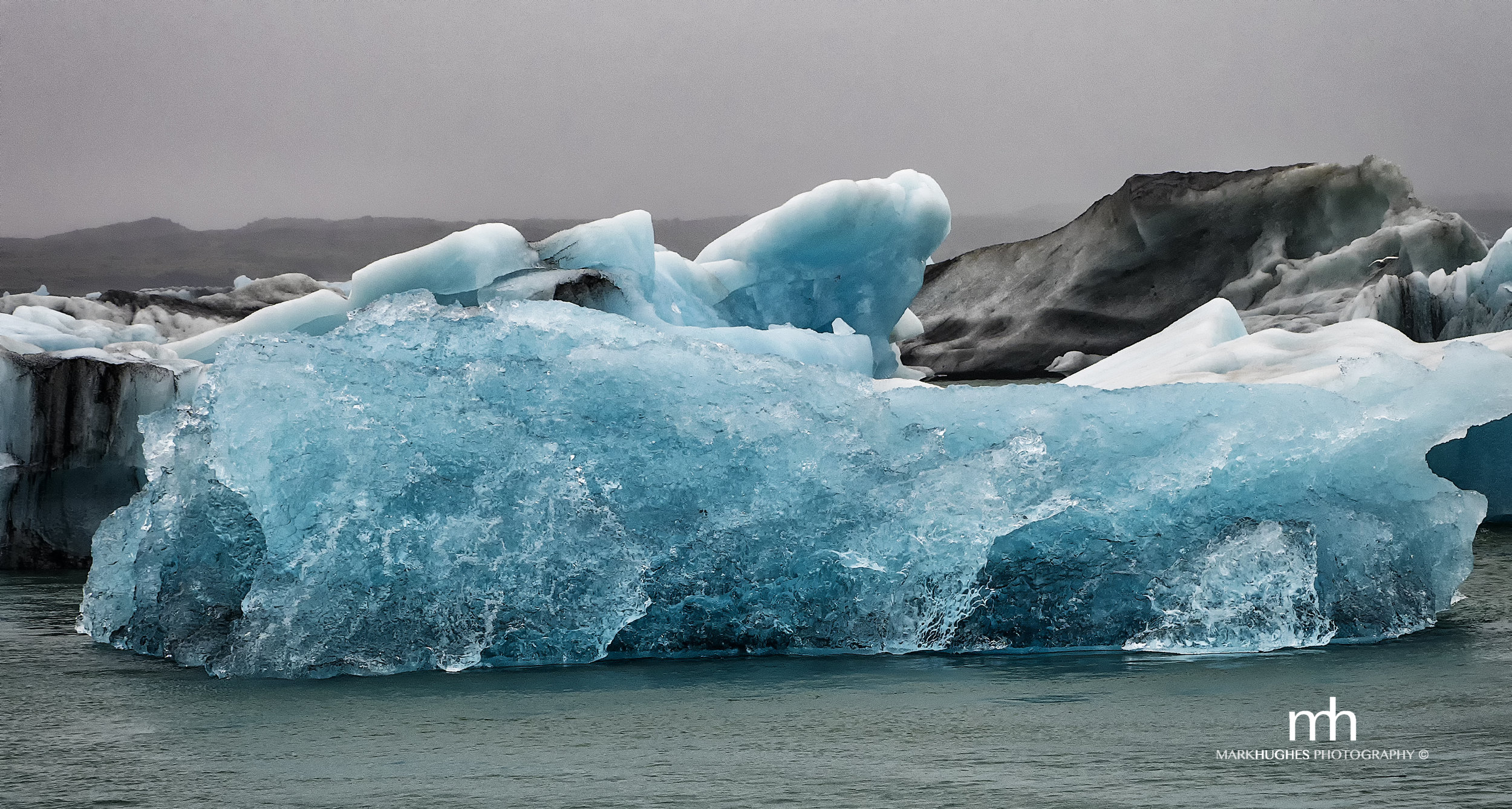 Jokusarlon Iceberg... this was huge