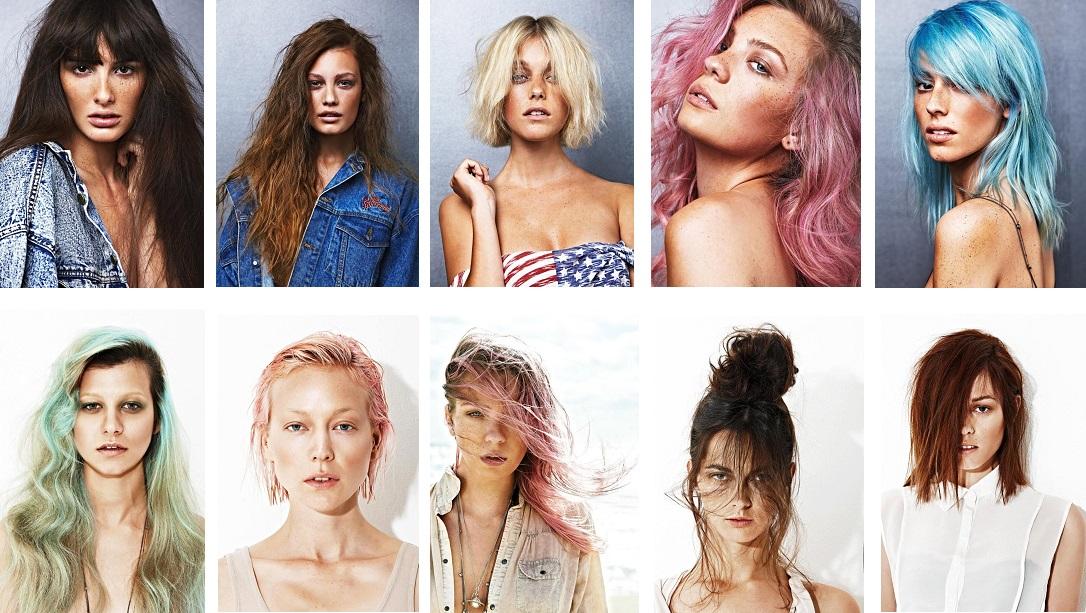 AHFA WA Hairdresser of the Year Entry - Marie Cain / Creative ForcePhotography: Jody PachniukMake-up: Hendra Widjaja