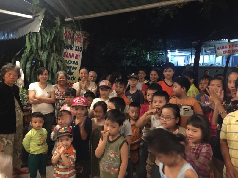 Karma Waters is also active in supporting ethnic minorities in Vietnam.