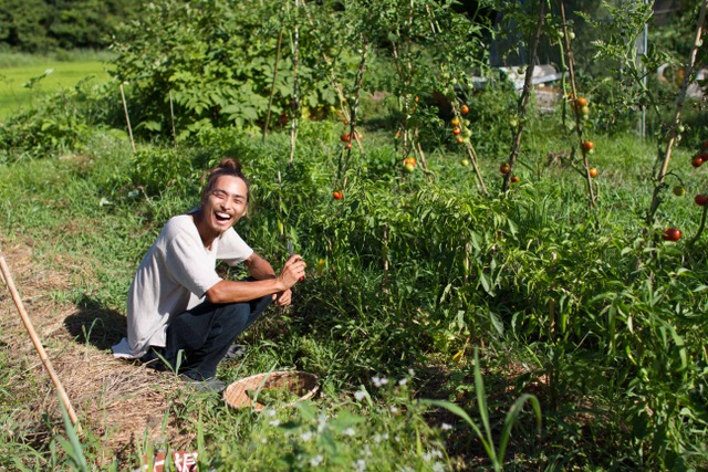 Growing food is so much fun and motivating.