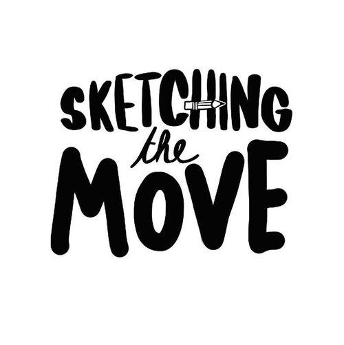 sketchingthemove