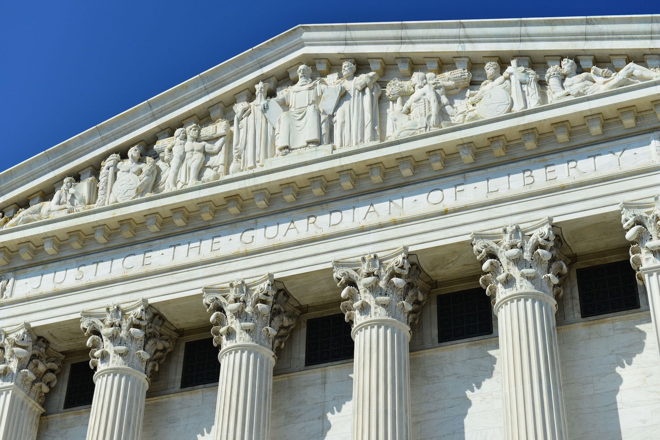 Details of Supreme Courts facade in Washington DC United States Law Legal Attorneys.jpg
