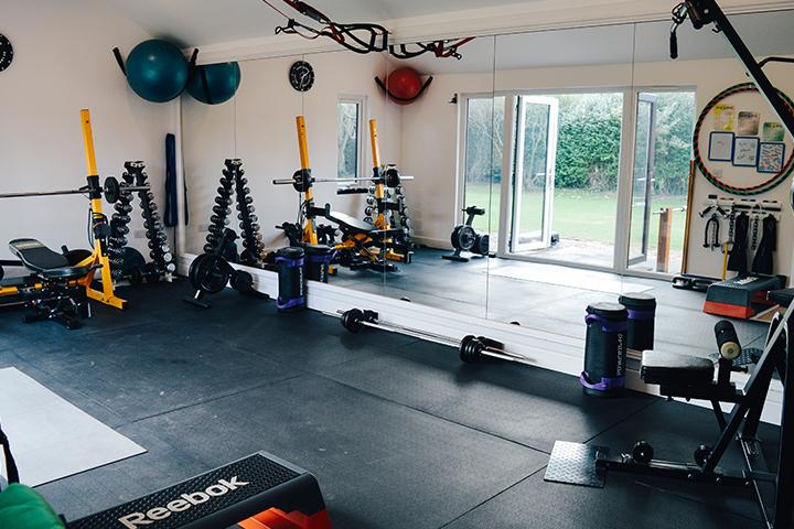 Simon Farrar Gym