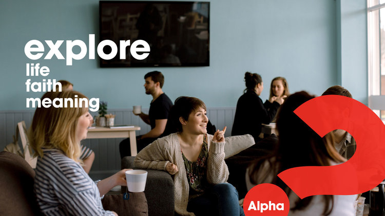 Alpha is a brilliant way of investigating the Christian faith for yourself. The evening starts with a meal at 7.30pm, followed by an informative and entertaining talk, then the chance to ask any questions you might have in a small group. To sign up  click here  Everyoine is welcome!