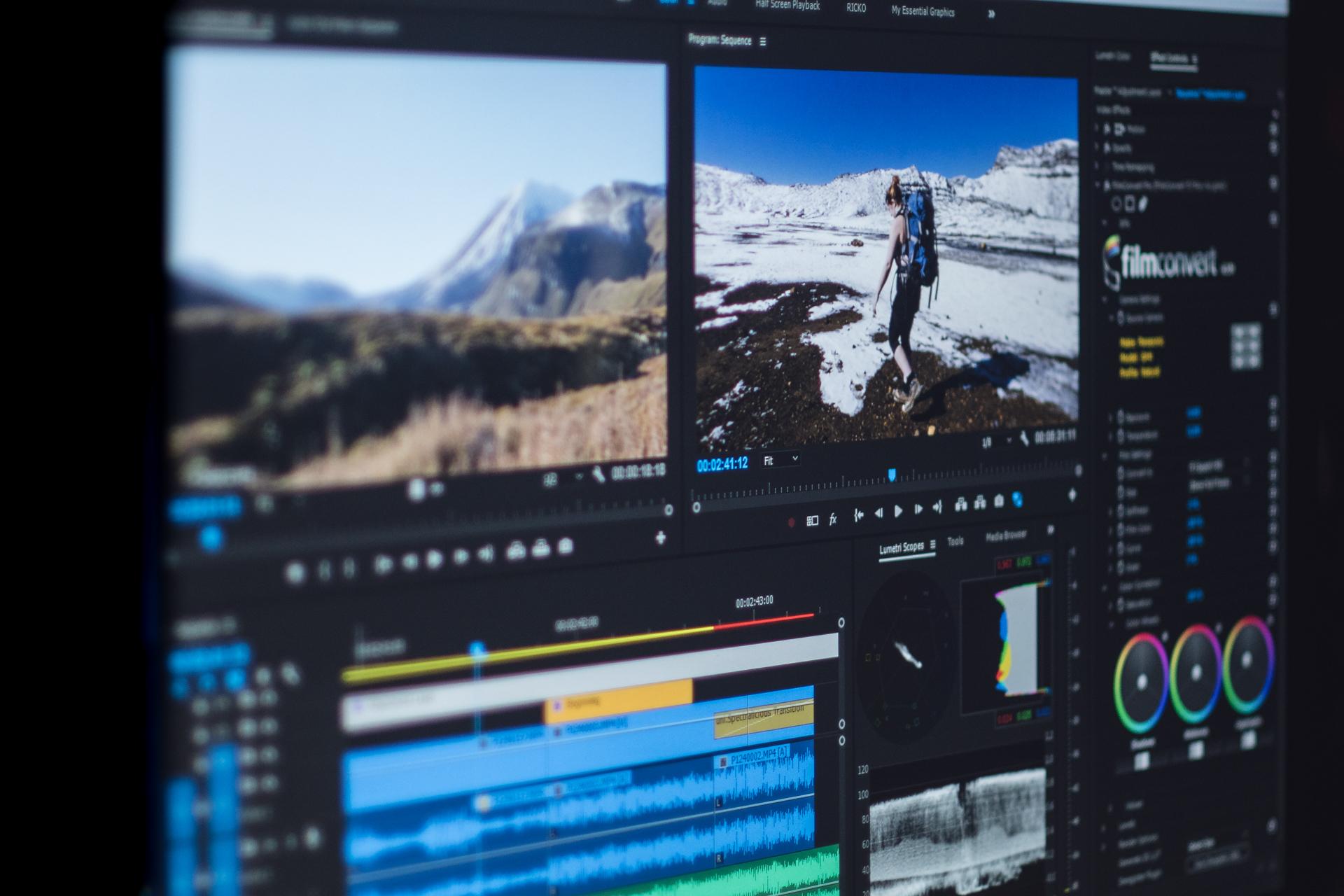 Copy of Video Editing